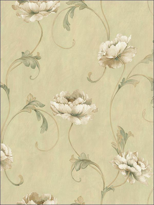 wallpaperstogo.com WTG-093276 Chesapeake Traditional Wallpaper