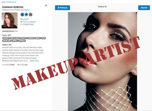 The Best 20 Pics Makeup Artist Assistant Jobs London And Pics In 2020 Makeup Artist Jobs Male Makeup Artist Makeup Artist Salary