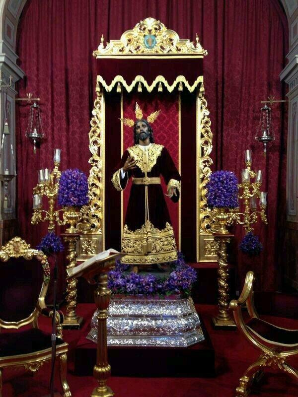 Nuestro Padre Jesús De La Victoria Parroquia De San Sebastián Sevilla Semana Santa Cordoba Semana Santa Sevilla Semana Santa