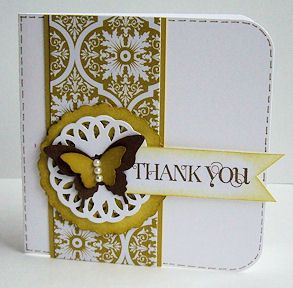 Stampin' Up! Thanks  by Erna Logtenberg at Love To Stamp
