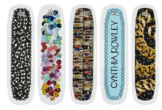 Cynthia Rowley bandaids... via Stylephile. (( beats the bat-signal i am sporting on my pinkie..))