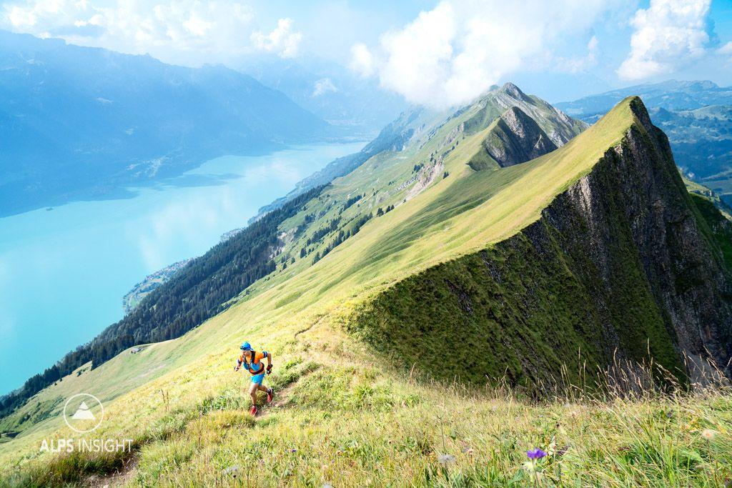 Hardergrat trail switzerland hiking trip trail