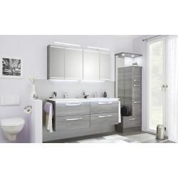 Reduzierte Bad Hangeschranke Bathroomvanitydecor In 2020 Grijze