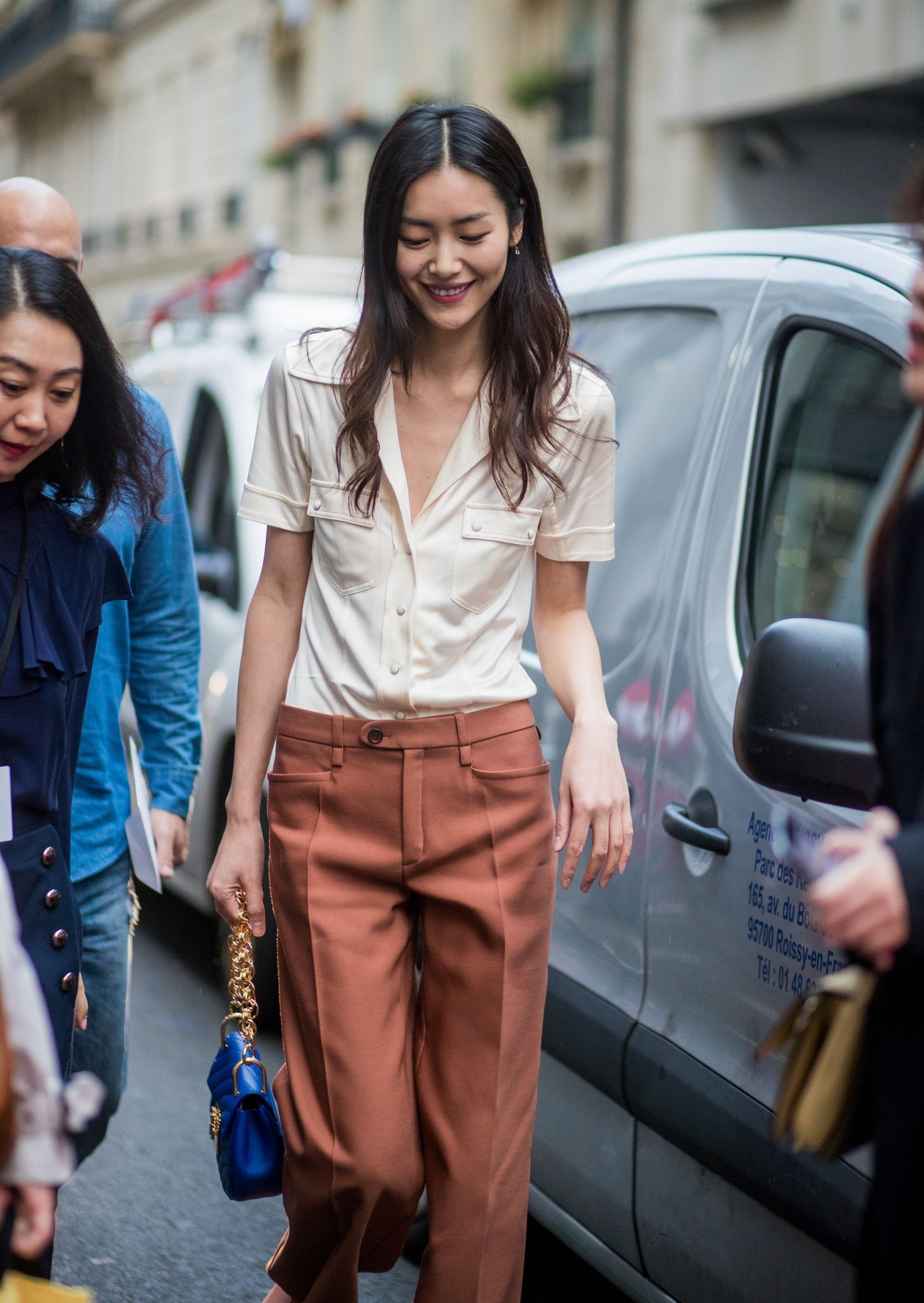 dee0bf1f1434 All the Street Style Highlights from Paris Fashion Week