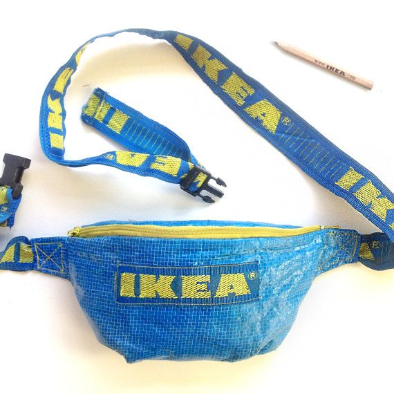 cba5478d444 IKEA Bum Bag by FunkytownInc on Etsy