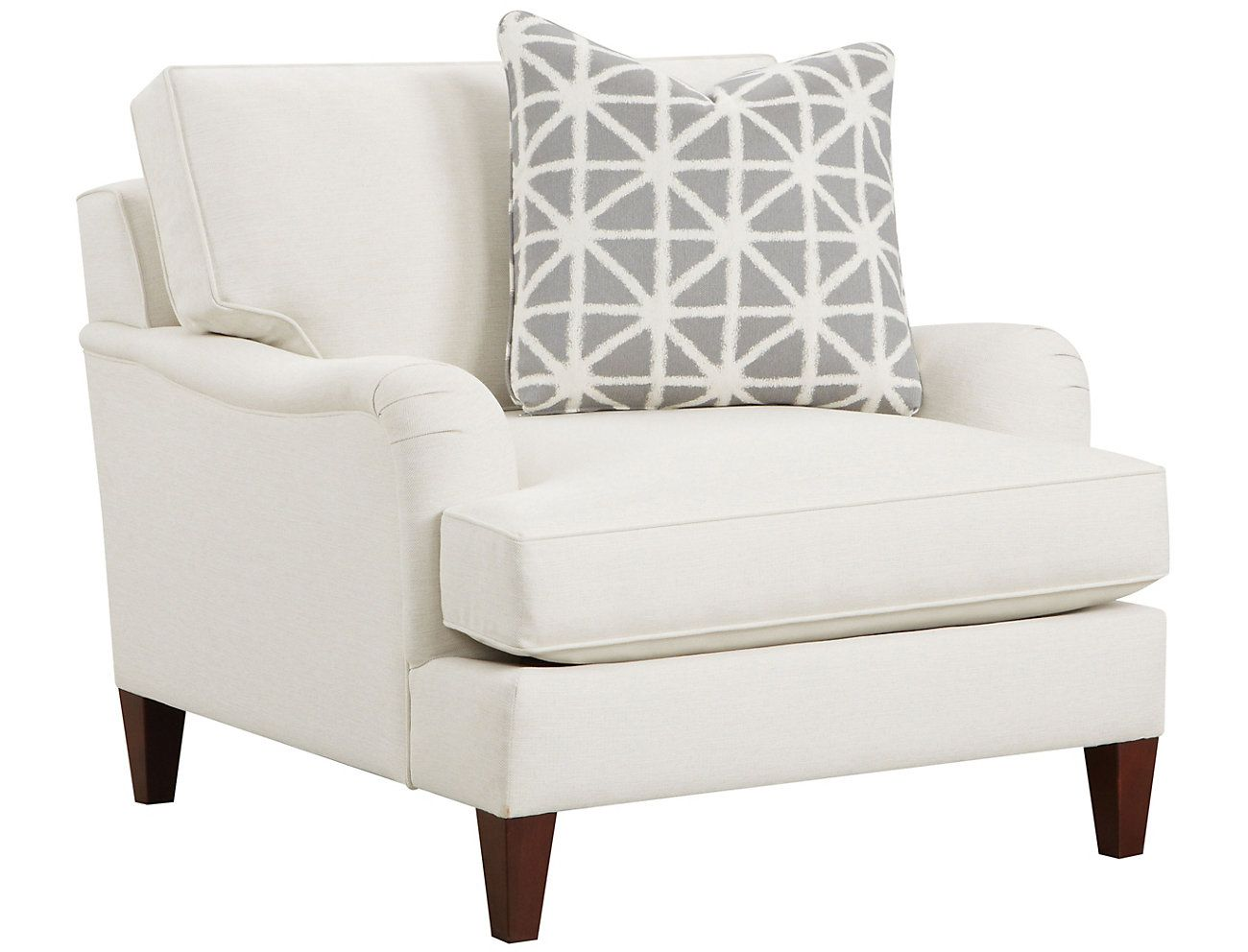Omni Chair Large Family Room Accent Chair Affordable Chair