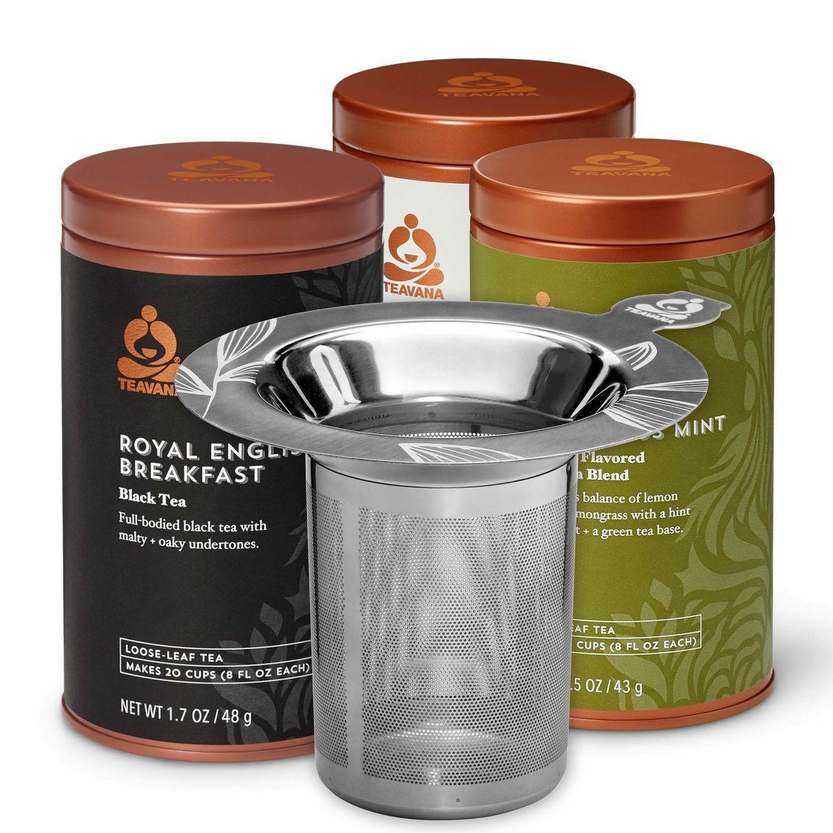 Love this infuser!!!! Teavana® Infuser & Tea Trio