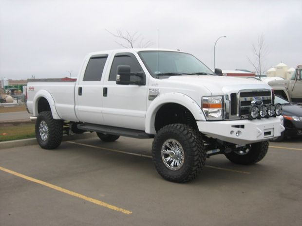 Images Of 08 F250 With Bushwacker Fender Flares Pocket Style Fender Flares Ford Powerstroke Diesel Forum Fender Flares Ford Trucks Diesel Trucks