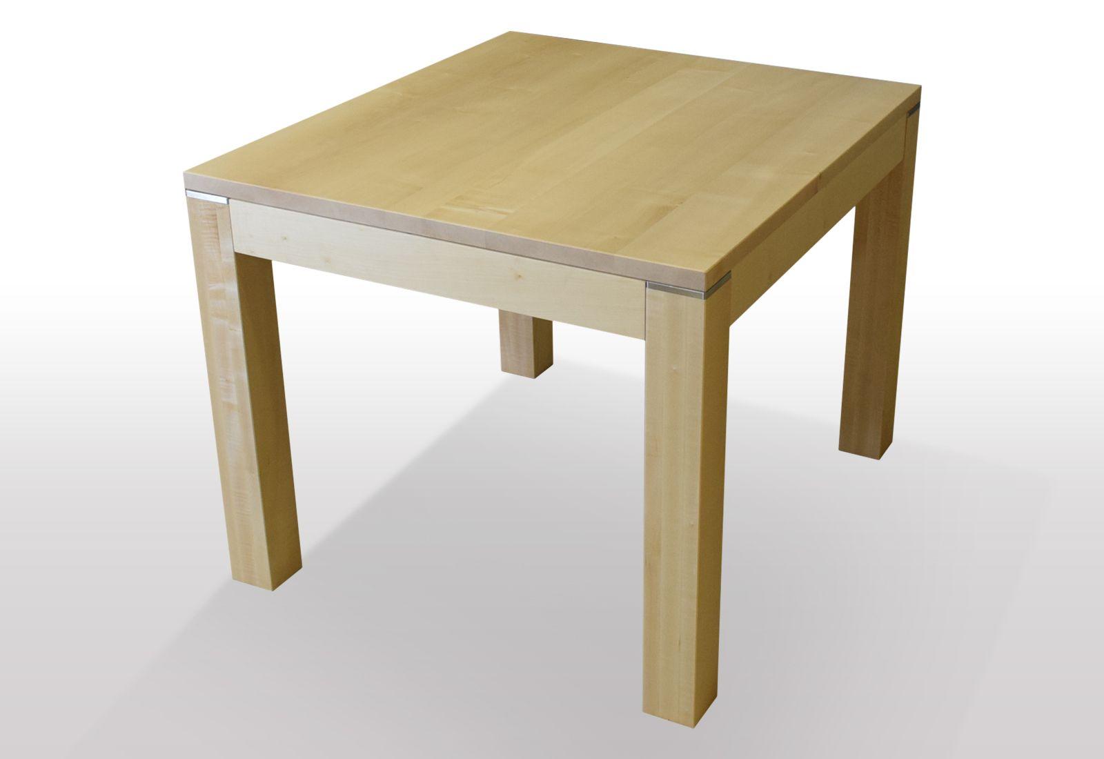 Tisch Ahorn Massiv Breite 80cm Länge Wählbar Unbedingt Kaufen