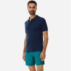 Photo of Men Ready to Wear – Cotton pique polo shirt – Polo shirt – Palatine – Blue – L – Vilebrequin Vile