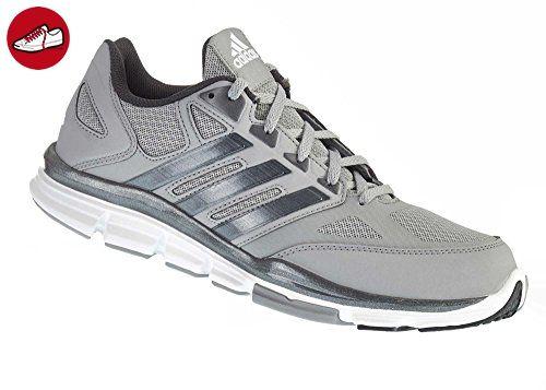adidas Unisex-Kinder Los Angeles J Laufschuhe, Mehrfarbig (Mid Grey S14/Core Black/FTWR White), 38 2/3 EU