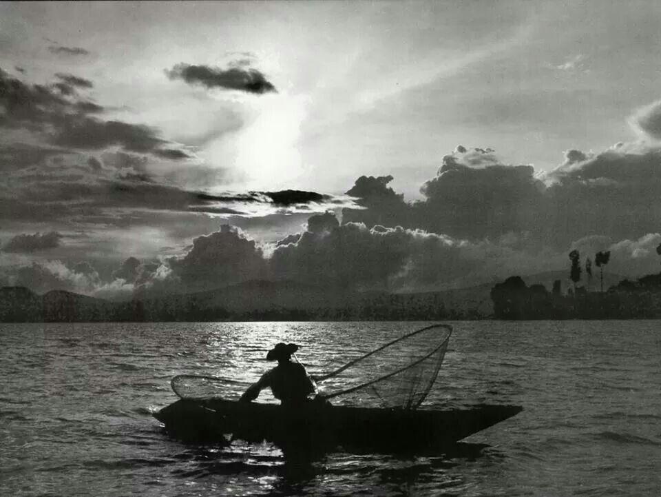 La última jornada. Pátzcuaro, Michoacán. Foto tomada por Enrique Segarra
