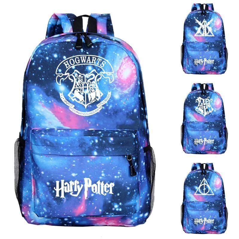 Personalised Printed Name drawstring bag,p.e School Disney Harry Potter Girl Boy