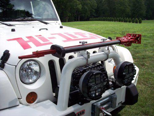 Hi-Lift Jack TM-700 1-2 Adjustable Tube Mount