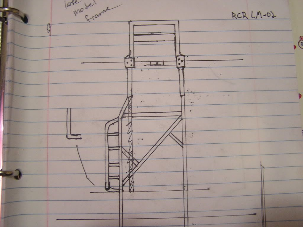 how to build a tube chassis drag car