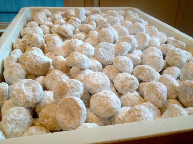 how to make russian tea cakes video | New Cake Ideas