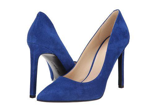 Nine West Tatiana Pump   Royal blue