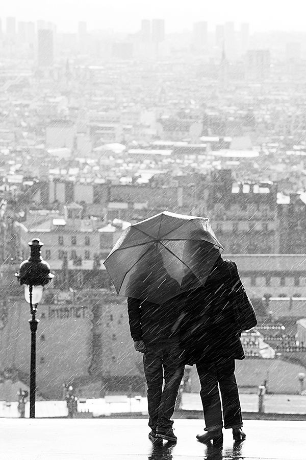 Rainy Day By Sergei Shishmarin