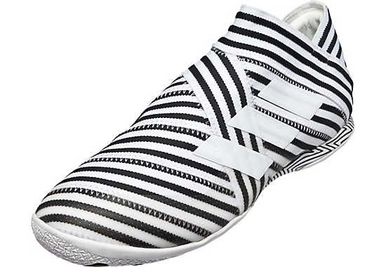 Adidas Nemeziz Tango 17 360agility White Black Futsal Shoes Soccer Cleats Adidas Soccer Cleats