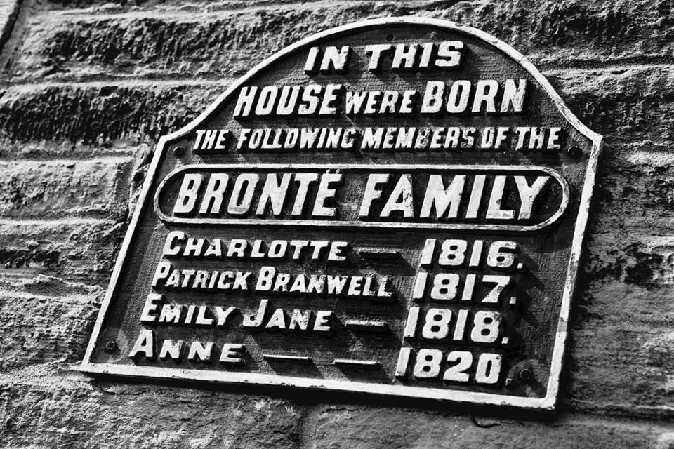 The birthplace of the Brontë sisters has been converted to a coffeehouse called Emily's. (Photo credit: Emily's)