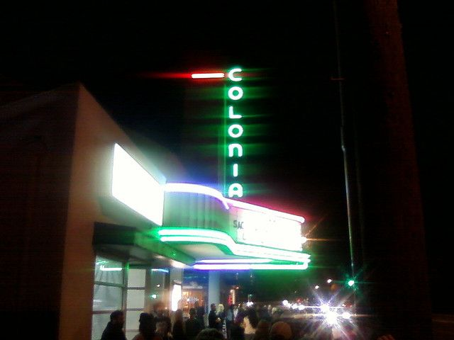 The Colonial Theatre - Sacramento, CA. My home away from home.