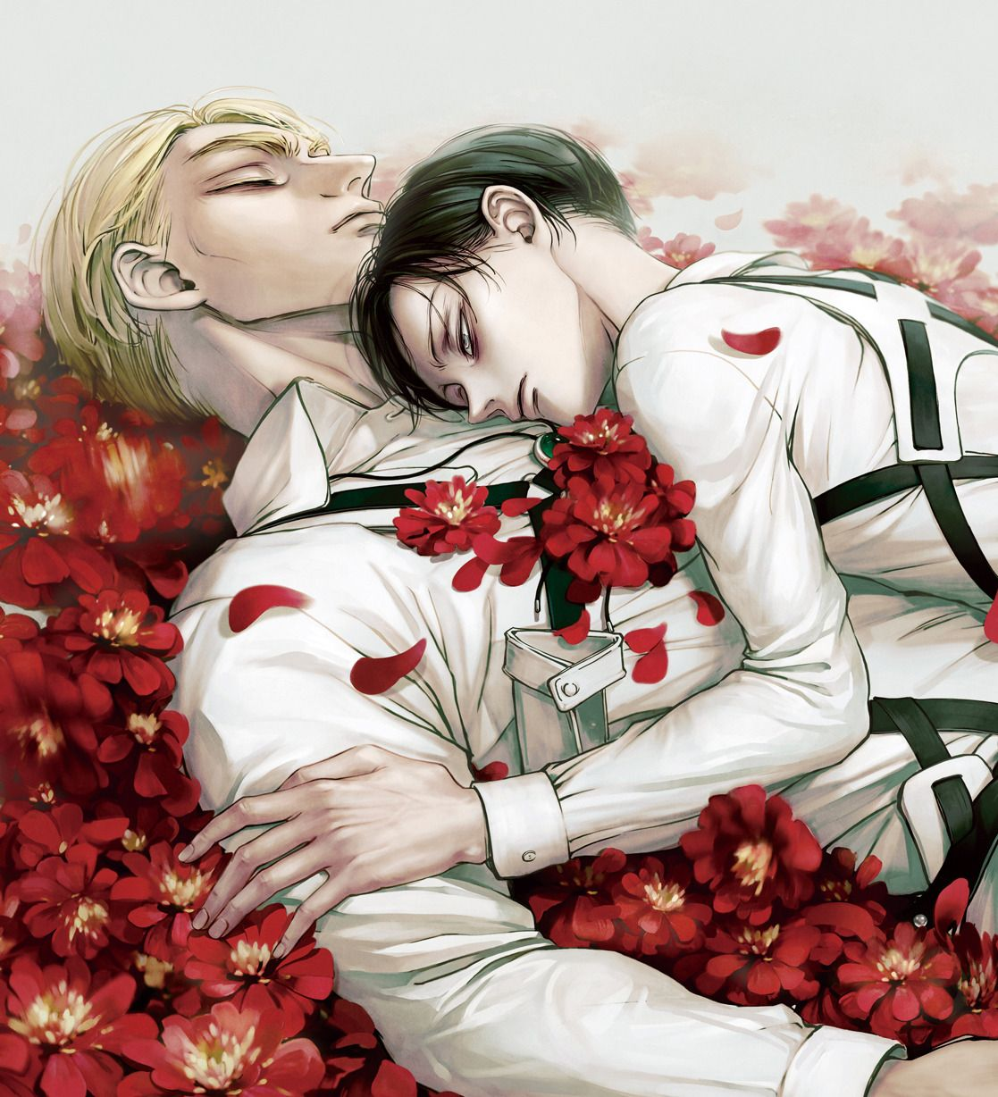 notanotherheichoublog:   sshul please don't remove... -                    Let your heart beat, there is EruRi...