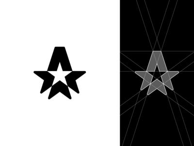 R Star Logo Design For Sale Star Logo Design R Star Logo Star Logo