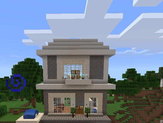 Easy and pretty ideas for minecraft houses Minecraft Pinterest
