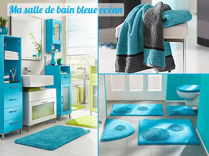 Idée Déco Couleur Salle De Bain Bleue | Idée Déco | Pinterest