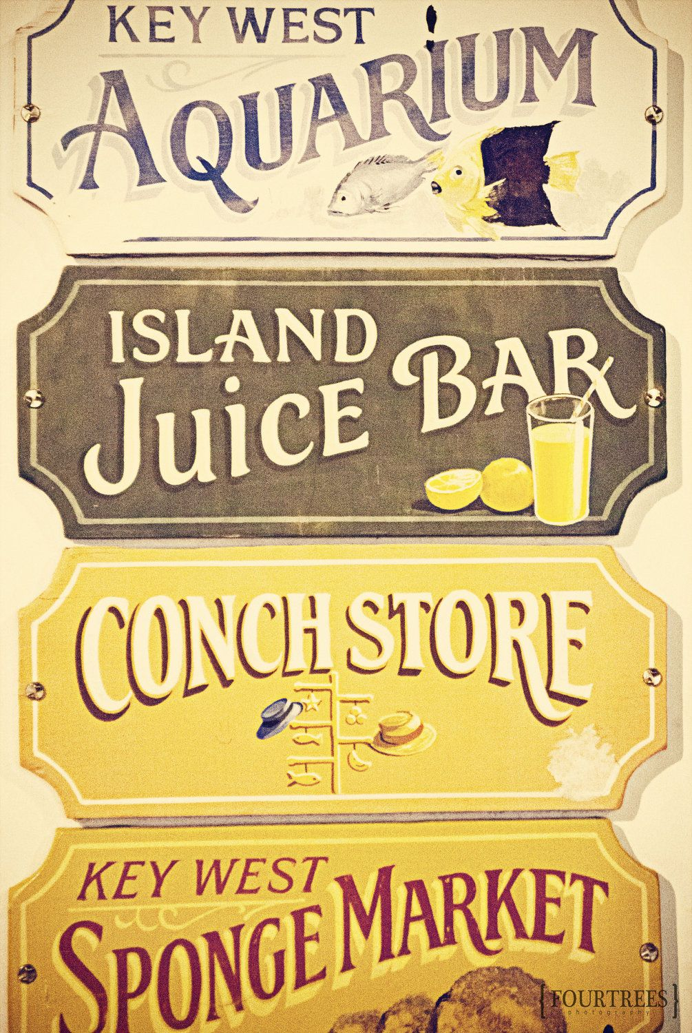 Beach Bar Signs | ... beach bar home decor beachy wall art signs ...