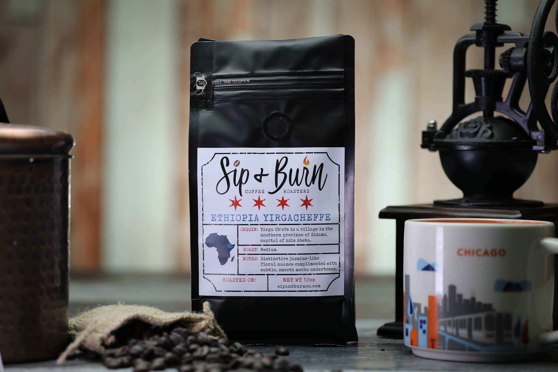 Ethiopia yirgacheffe fresh roasted coffee coffee made to