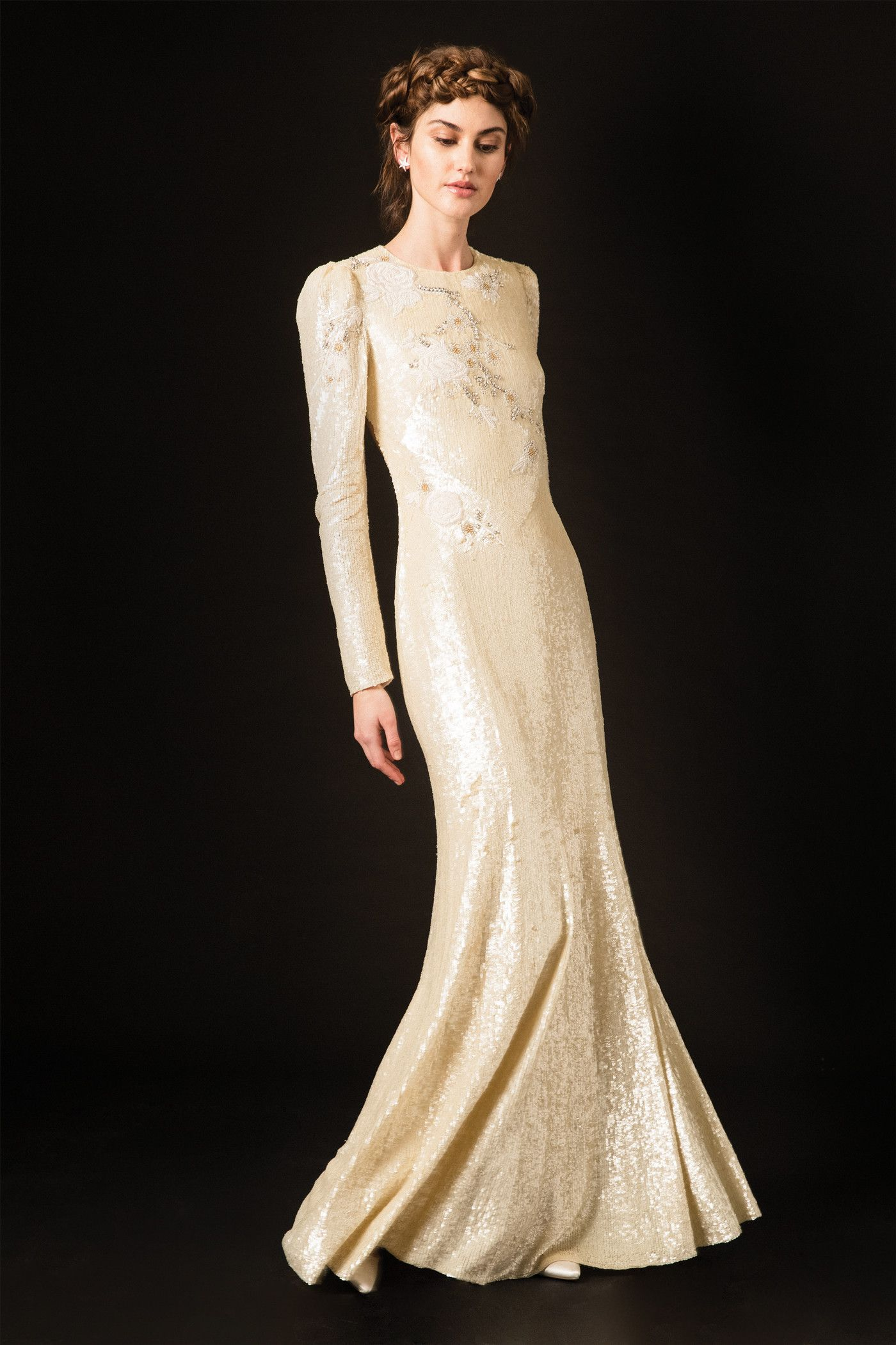 Temperley Bridal Spring 2020 Wedding Dress Collection