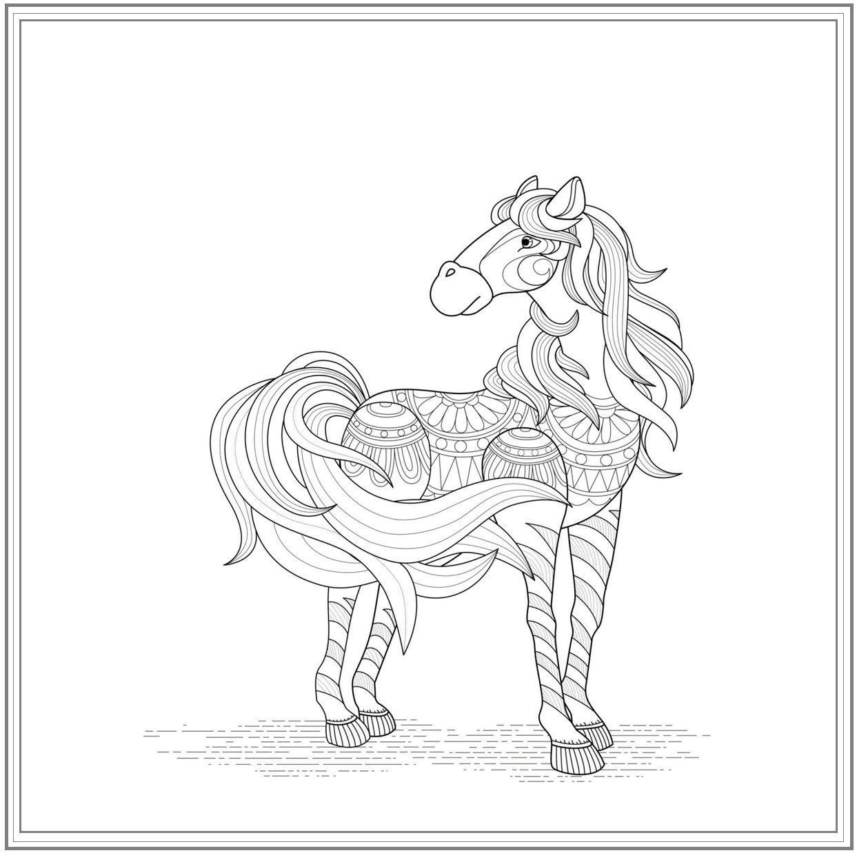 Het Paard Van Sinterklaas Kleurplaten Sinterklaas Paarden