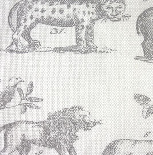 Jungle Fabric A Classic Fabric With A Jungle Animal Theme
