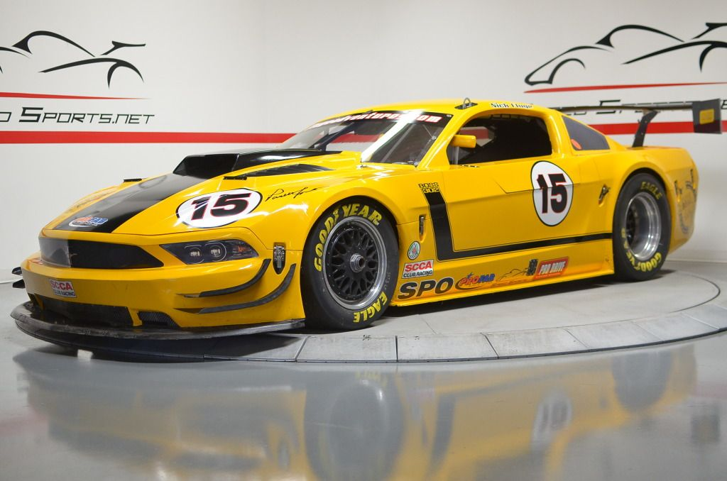 Ebay Find Of The Week: Roush Mustang GT1 Trans Am Race Car | Roush ...