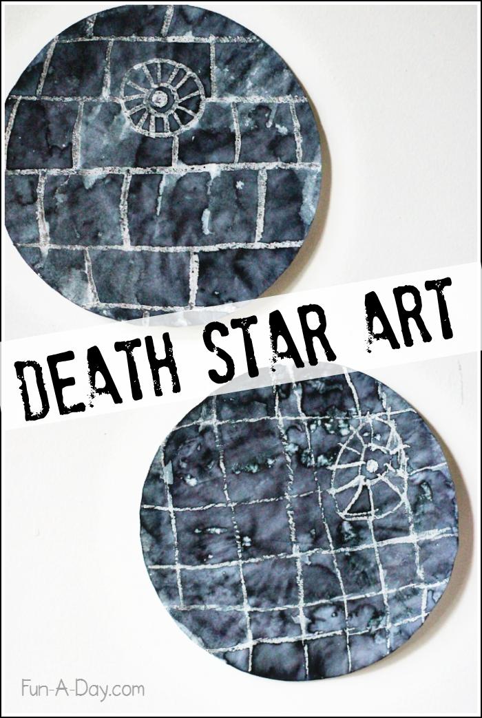 Star Wars Craft Pinterest Star Wars Crafts Star Art And Death Star