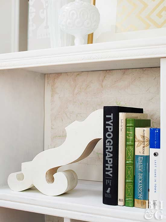 Donu0027t Forget The Power Of Bookends When Decorating Bookcases! Use Heavy,  Sturdy