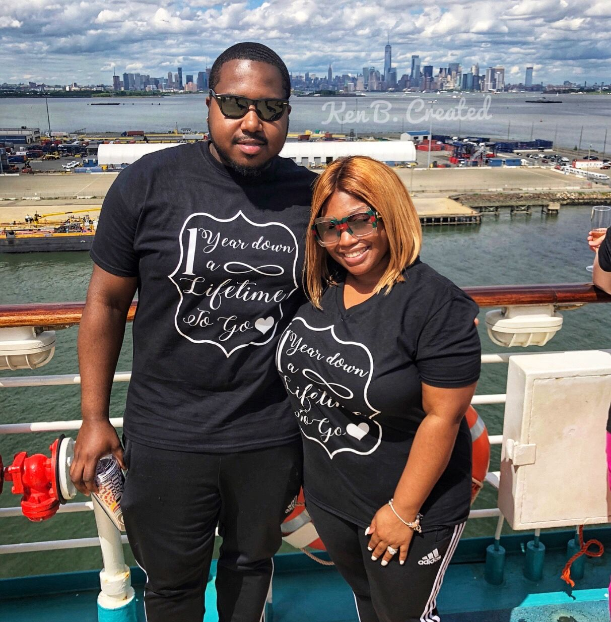 Married Couple Anniversary Shirts