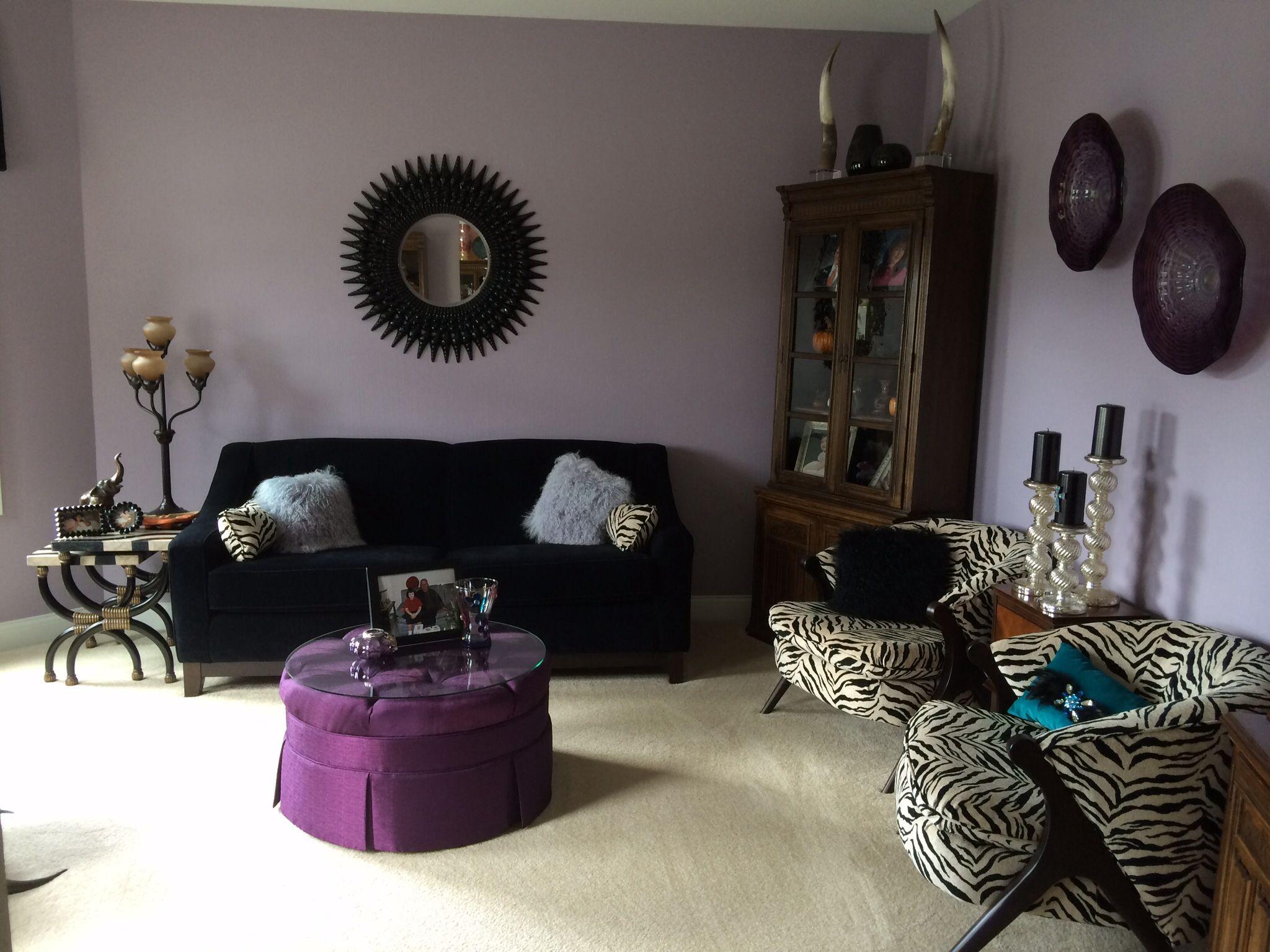 Purple Living Room Top 17 Ideas About Purple Black Decor On Pinterest Dark Red
