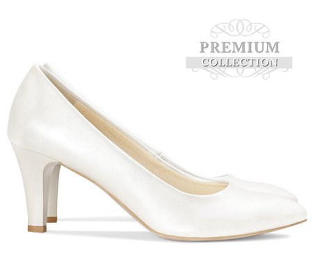 Slubne Perlowe 7 5cm 160zl Wedding Shoe Heels Shoes