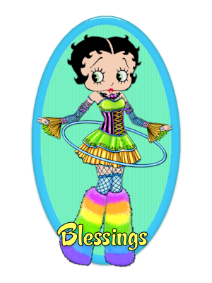 Bb Hula Hoop Blessings Betty Boop Pictures Betty Boop Classic Betty Boop
