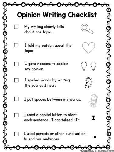 How To Differentiate Writing Instruction In K 2 It S A