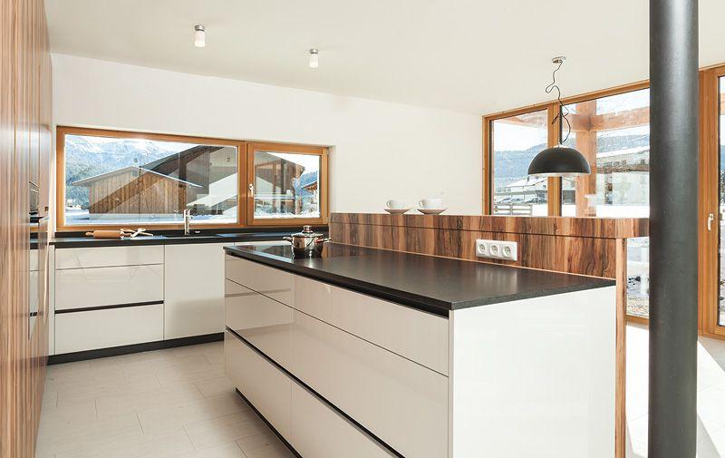 Küche in Hochglanz weiss u Apfel Küchen Pinterest - Küchen Weiß Hochglanz