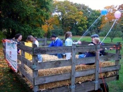 Halloween Wagon Rides Waltham, Massachusetts  #Kids #Events