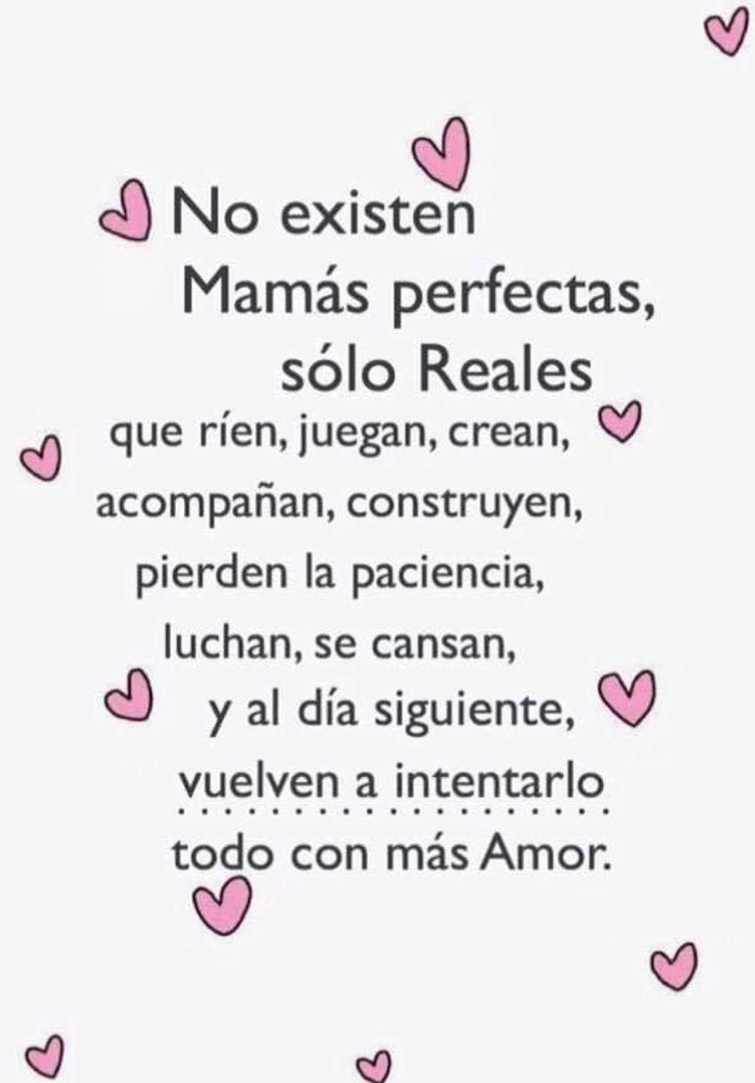 Pin de Mami Querida en Pensamientos   Frases bonitas, Frases bonitas para  mama, Te amo mamá frases