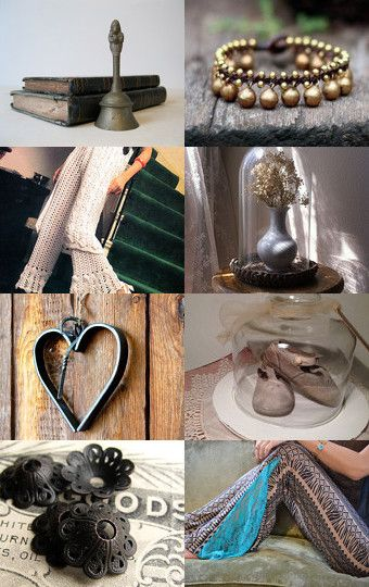 bells epoque by Maor Zabar on Etsy