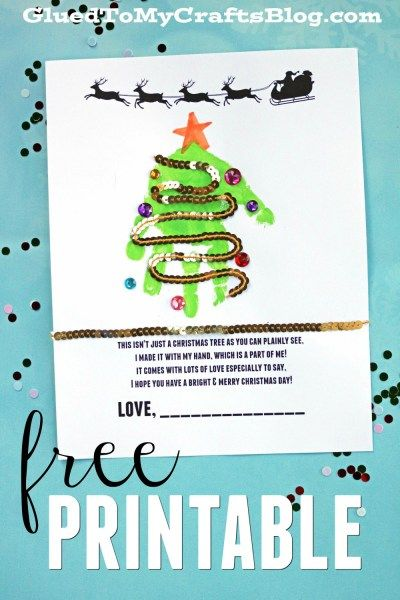 Handprint Holiday Poems For Christmas Free Printables Christmas Poems Christmas Tree Poem Holiday Poems