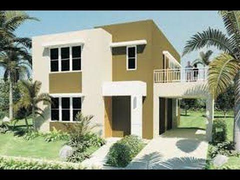 Resultado de imagen para casas con exterior de dos colores ideas para el hogar pinterest for Pintar casa exterior
