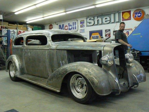 1936 Chevy Coupe for Sale | 1936 chevy sedan | Projects to