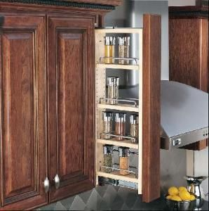 3 Inch Wall Cabinet Filler Organizer 432 Wf 3c Kitchen Wall Cabinets Rev A Shelf Kitchen Cabinet Accessories